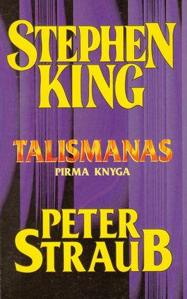 Talismanas I knyga