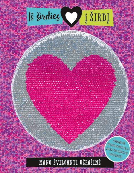 Širdies dienoraštis: savistaba, kuri padės prisiminti kaip gyventi širdimi… - estko.lt