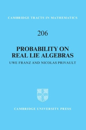 Probability on Real Lie Algebras