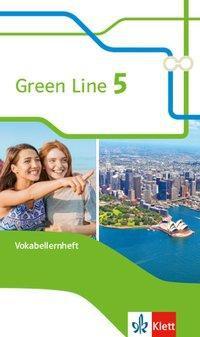 Green Line 5. Vokabellernheft Klasse 9
