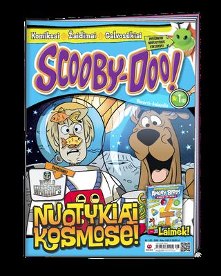 Scooby-Doo Megažurnalas (Nr. 6)