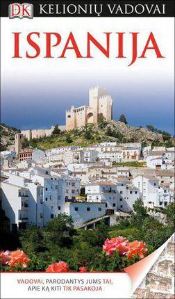 Ispanija: DK kelionių vadovai