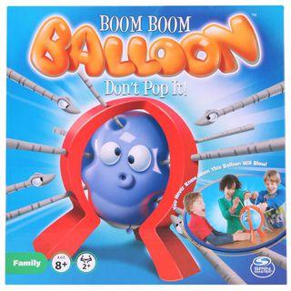Boom Boom Balloon. Stalo žaidimas