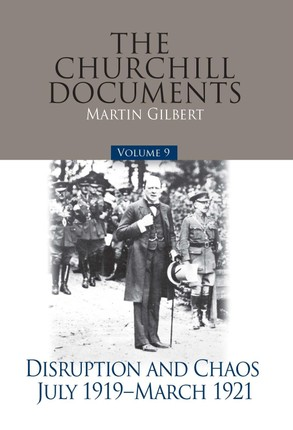 Churchill Documents - Volume 9