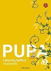 "Pupa. Lietuvių kalba. 1-oji knyga III klasei (serija ""Šok"")"