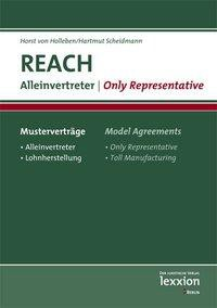 REACH-Musterverträge - Alleinvertreter / REACH Model Agreements - Only Representative