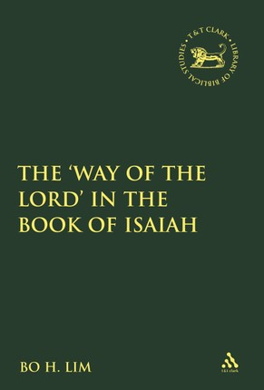 The Way of the LORD in the Book of Isaiah
