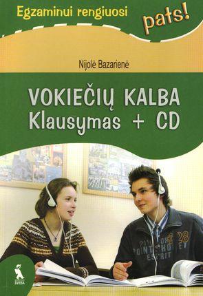 Vokiečių kalba. Klausymas + CD
