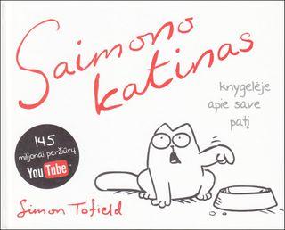 Saimono katinas knygelėje apie save patį