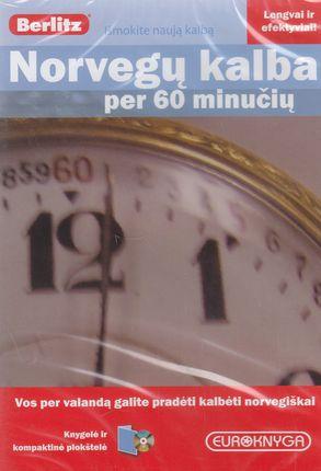 Norvegų kalba per 60 minučių. Išmokite naują kalbą (knygelė su kompaktine plokštele)