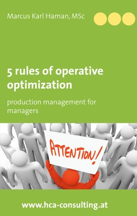 5 rules of operative optimization