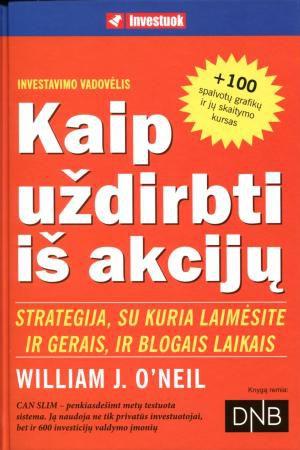 Parduodu knygą: Kaip uždirbti iš akcijų