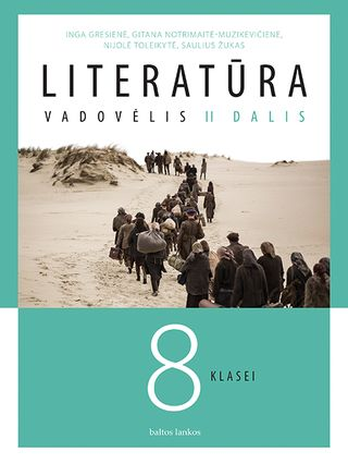 Literatūra. Vadovėlis 8 kl. 2 dalis