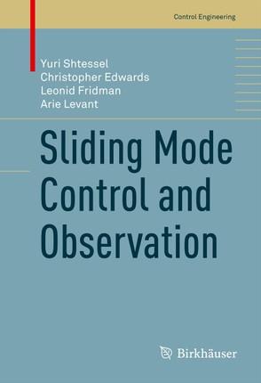 Sliding Mode Control and Observation