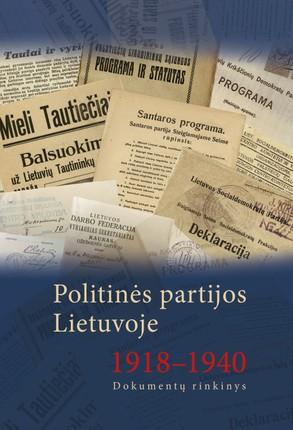 Politinės partijos Lietuvoje, 1918–1940 m.