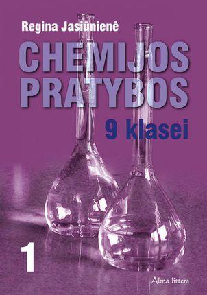 Chemijos pratybos. 1-asis sąsiuvinis IX klasei