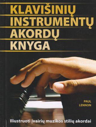 Klavišinių instrumentų akordų knyga
