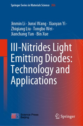 III-Nitrides Light Emitting Diodes: Technology and Applications