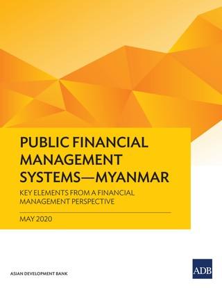 Public Financial Management Systems-Myanmar
