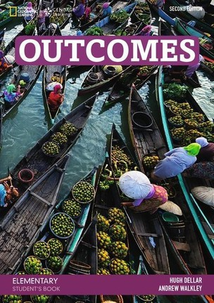 Outcomes A1.2/A2.1: Elementary - Student's Book + DVD