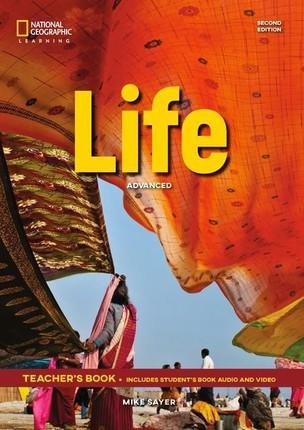 Life - Second Edition C1.1/C1.2: Advanced - Teacher's Book + Audio-CD + DVD