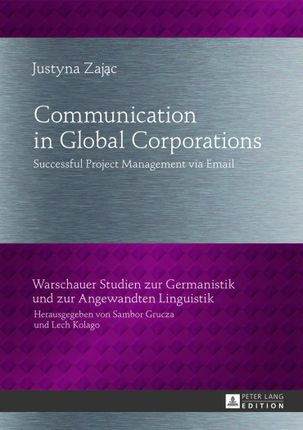 Communication in Global Corporations