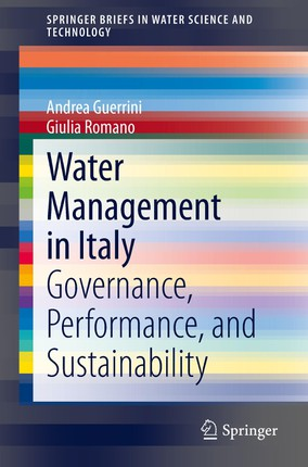 Water Management in Italy