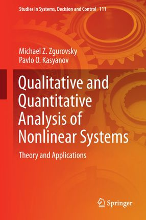 Qualitative and Quantitative Analysis of Nonlinear Systems