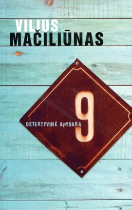 9: detektyvinė apysaka