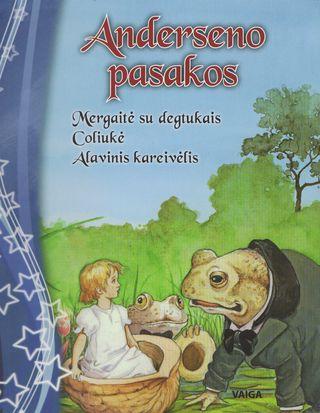 Anderseno pasakos (Mergaitė su degtukais ir kt.)