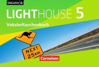 English G LIGHTHOUSE Band 5: 9. Schuljahr - Allgemeine Ausgabe - Vokabeltaschenbuch