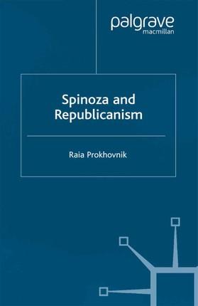 Spinoza and Republicanism