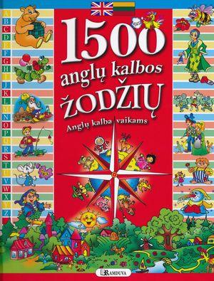 1500 anglų kalbos žodžių