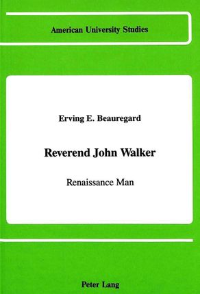 Reverend John Walker