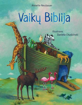 Vaikų biblija (2018)