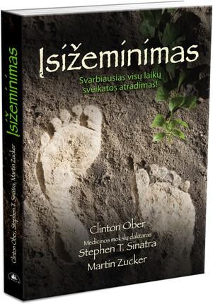 Įsižeminimas: pirmoji knyga, kuri kalba apie Žemės energiją ir jos įtaką mums, žmonėms