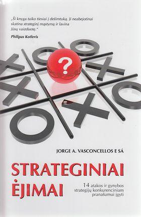 Strateginiai ėjimai