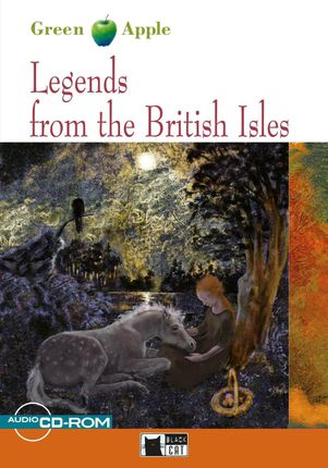 Legends from the British Isles. Buch + CD-ROM