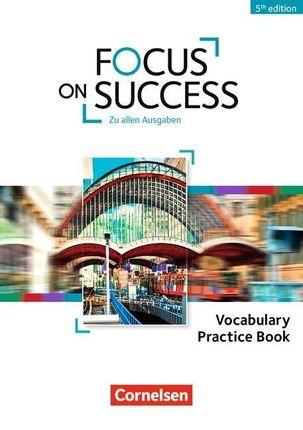 Focus on Success B1-B2 Vokabelheft