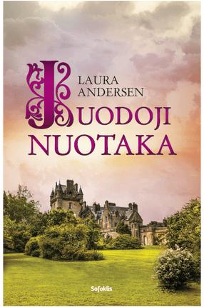 JUODOJI NUOTAKA: knyga, kurioje atgaivinama Viktorijos laikų epocha, supinami detektyvo, mistikos ir gotikinio romano elementai