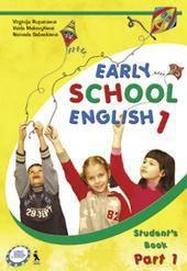 Early school english 1. Anglų kalba 2 kl. 1-oji knyga 1 d. (ankstyvasis ugdymas)