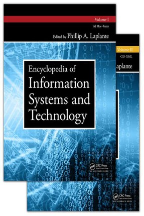 Encyclopedia of Information Systems and Technology - Two Volume Set