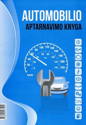 Automobilio aptarnavimo knyga