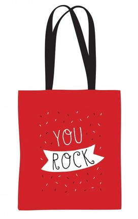 """Drobinis maišelis """"You rock"""""""