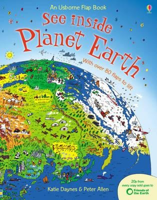 See Inside: Planet Earth