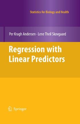 Regression with Linear Predictors