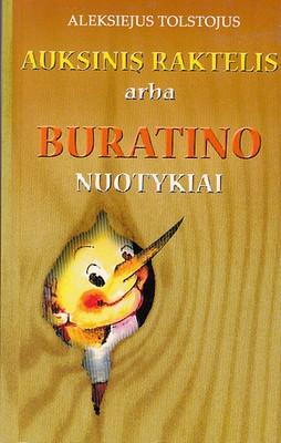 Auksinis raktelis, arba Buratino nuotykiai