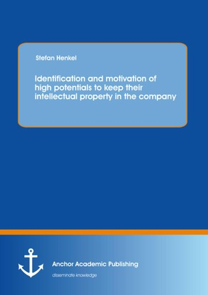 Identification and motivation of high potentials to keep their intellectual property in the company