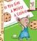 Jei duosi peliukui sausainį (anglų – lietuvių kalbomis) (knyga su defektais)
