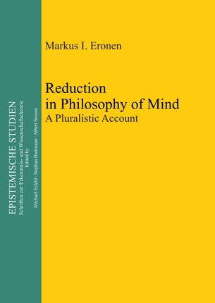 Reduction in Philosophy of Mind